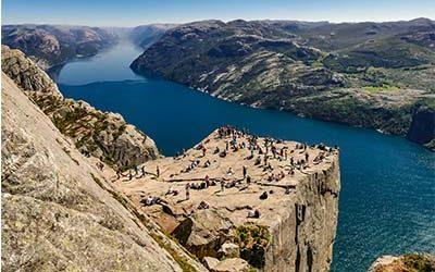 Norwegen on Road Teil 1