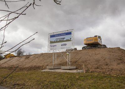 Ansicht Baustelle Reisemobil-Center in Otzberg