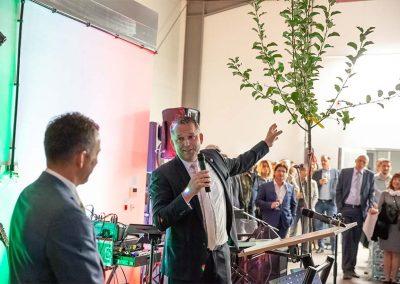 Bürgermeister Matthias Weber