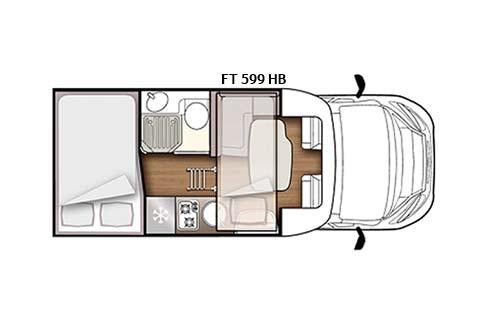 Forster Wohnmobil mieten FT599 HB