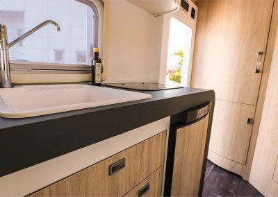 Wingamm Oasi 540 Küche Spüle
