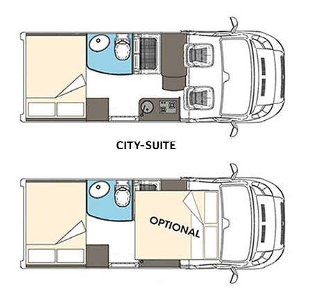 Wingamm Wohnmobil City-Suite