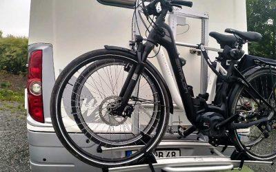 tecklift-Fahrradträger