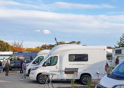 Wohnmobil Hausmesse 2020
